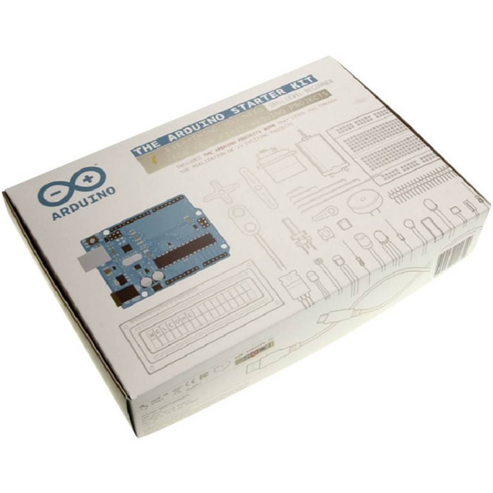 Arduino starter kit the english im conrad