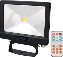 Projecteur LED extérieur Lumihome SLIM-30DE 30 W noir