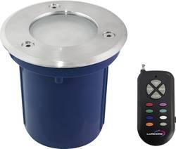 Spot LED extérieur encastrable LED intégrée Lumihome RGBW/SOL100 RVBB 4.8 W