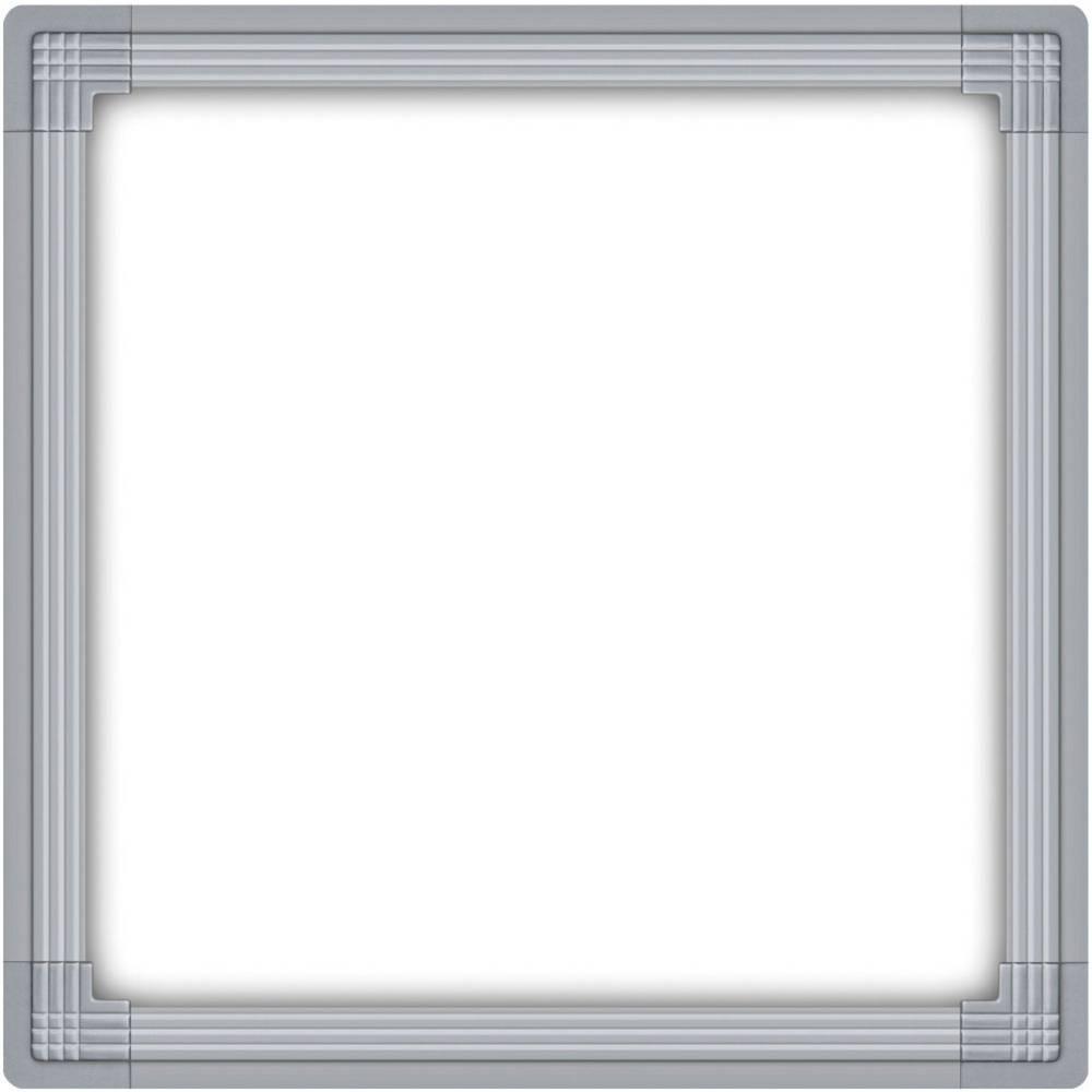 panneaux led saillie dimmable 30x30 cm 20w lady light. Black Bedroom Furniture Sets. Home Design Ideas