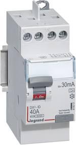 Interrupteur différentiel Legrand LEG 411617 Taille du fusible=2 40 A Type=A Vis/Vis