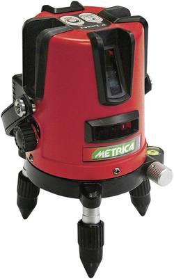 Laser à lignes autonivelant Metrica 60801 Portée (max.): 15 m Etalonnage: d'usine sans certificat