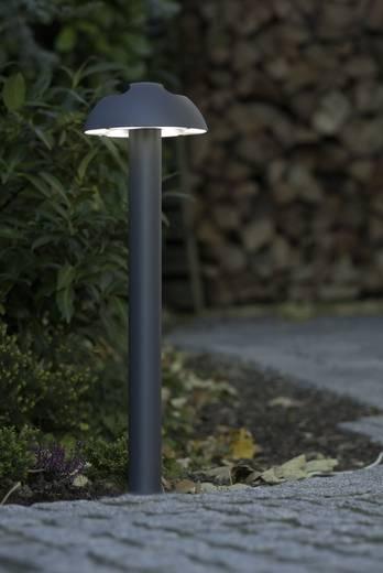 LED-Außenstandleuchte 18 W Kalt-Weiß ECO-Light 2252 S-650 GR Spril Anthrazit