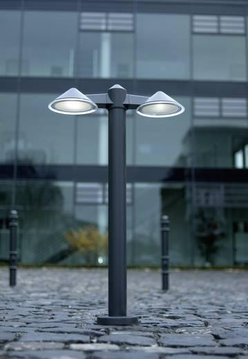 LED-Außenstandleuchte 24 W Kalt-Weiß ECO-Light 21876 N3-800GR Cone Anthrazit