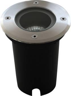 Image of Außeneinbauleuchte GU10 Halogen 35 W ECO-Light Berlin 1 7005 A GU10 Silber