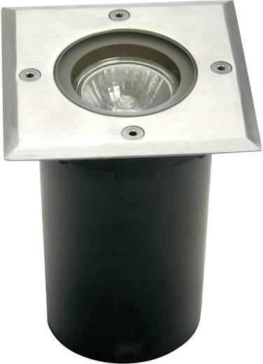 Außeneinbauleuchte GU10 Halogen 35 W ECO-Light Berlin 1 7005 B-GU10 Silber