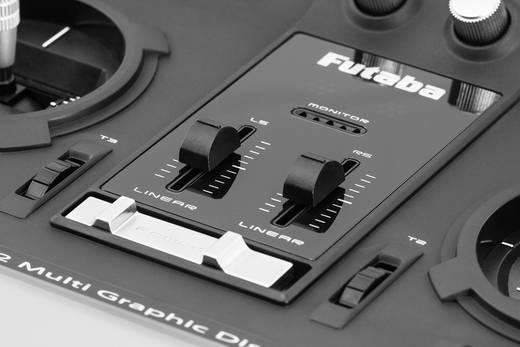 Futaba FX-22 2,4 GHz Pult-Fernsteuerung 2,4 GHz Anzahl Kanäle: 14 inkl. Empfänger