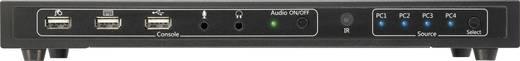 4 Port KVM-Umschalter HDMI USB SpeaKa Professional