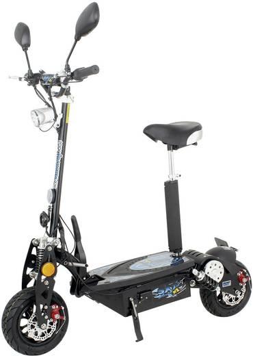 e scooter sxt scooters esc1000xleec schwarz blei 48 v 12. Black Bedroom Furniture Sets. Home Design Ideas