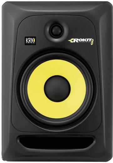 Aktiver Monitor-Lautsprecher 20 cm 8 Zoll KRK Systems RoKit 8 G3 90 W 1 St.