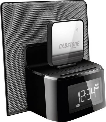 Bluetooth® Musik-Empfänger Cabstone DockingStreamer Bluetooth Bluetooth Version: 3.0, A2DP 10 m für Apple Dockingstation
