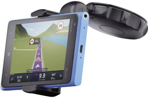 Saugnapf Handy-Kfz-Halterung Cellularline 34523 360° drehbar
