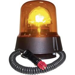 Image of AJ.BA Rundumleuchte GL.02 12 V, 24 V über Bordnetz Saugnapf, Magnet-Befestigung Orange