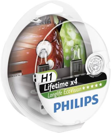 Halogen Leuchtmittel Philips Longlife H1 55 W