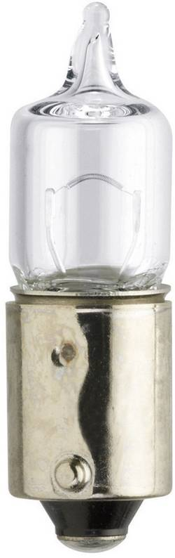 Autožárovka Philips, 24720930, 12 V, H6W, BAX 9s, čirá, 2 ks