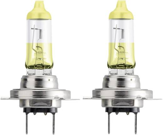 Philips Halogen Leuchtmittel Colorvision H4 60/55 W