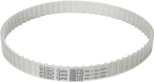Zahnriemen SIT ELATECH iSync Profil T5 Breite 10 mm Gesamtlänge 255 mm Anzahl Zähne 51