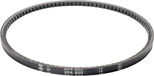 Keilriemen SIT XPZ1400 Gesamtlänge: 1400 mm Querschnitt Breite: 9.7 mm Querschnitt Höhe: 8 mm Passend für: Keilriemensch