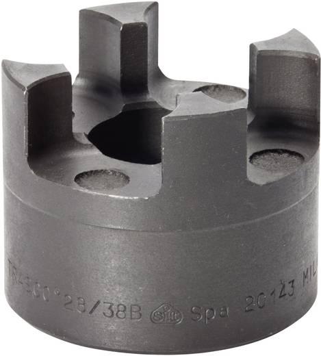 SIT TRASCO Klauenkupplungsnabe GRP1924B Stahl vorgebohrt Bohrungs-Länge 25 mm Außen-Durchmesser 40 mm