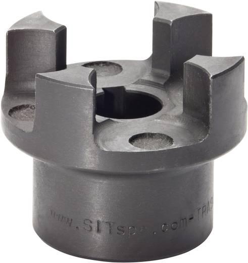 SIT TRASCO Klauenkupplungsnabe GRP4255A Grauguss ungebohrt Bohrungs-Länge 50 mm Außen-Durchmesser 95 mm