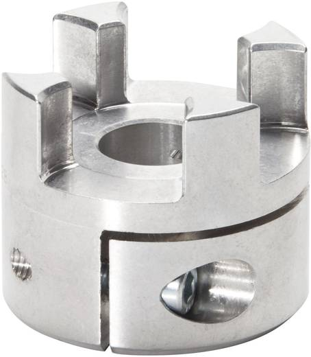 SIT GESM2428F28 Klauenkupplungsnabe Bohrungs-Ø 28 mm Außen-Durchmesser 55 mm Typ 24/28