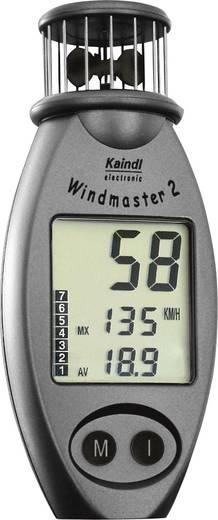 Windmesser kaindl windmaster 2 messbereich wind for Geschwindigkeit in knoten