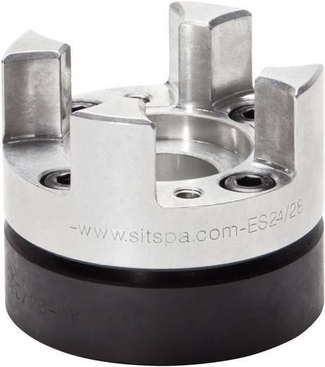 SIT TRASCO-ES Klauenkupplungsnabe GESP09 ungebohrt Bohrungs-Länge 10 mm Außen-Durchmesser 20 mm