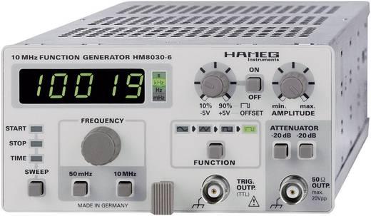 Rohde & Schwarz HM8030-6 Funktionsgenerator netzbetrieben 0.05 Hz - 5 MHz 1-Kanal Sinus, Dreieck, Rechteck, Puls