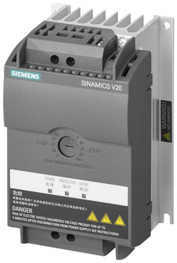 Bremsmodul SIEMENS SINAMICS V20-6SL3201-2AD20-8VA0 für Frequenzumrichter
