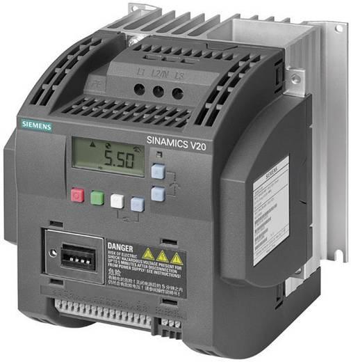 Frequenzumrichter Siemens FSB 1.5 kW 1phasig 230 V