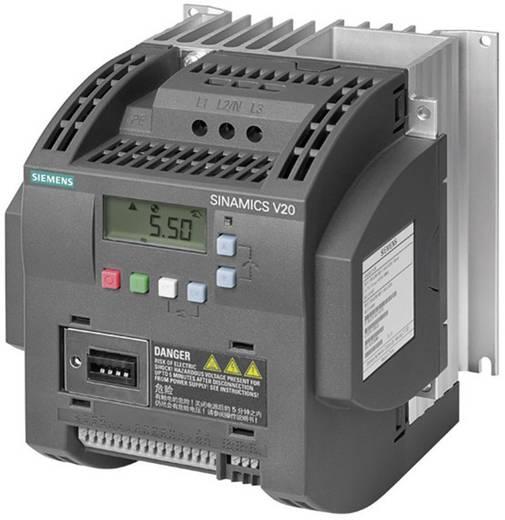 Frequenzumrichter Siemens FSB 4.0 kW 3phasig 400 V