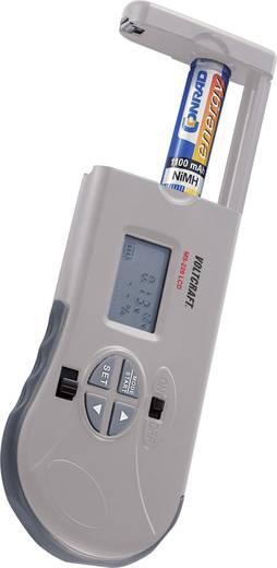 VOLTCRAFT MS-229 LCD Batterietester MS-229 LCD LCD 1,2 - 12 V Batterien/Akkus