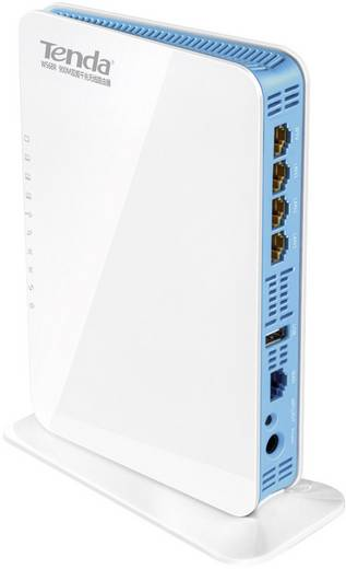 Tenda W568R WLAN Router 2.4 GHz, 5 GHz 900 MBit/s