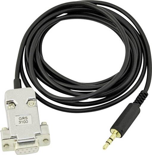 Greisinger GRS 3100 RS232-Schnittstellenconverter GRS3100, Passend für Druck-Handmessgerät GMH 3150/Materialfeuchte-Messgerät GMH 3830 HF, GMH 3830, GMH 3850 602175