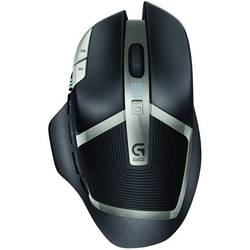 Optická herná myš Logitech Gaming G602 910-003822, čierna