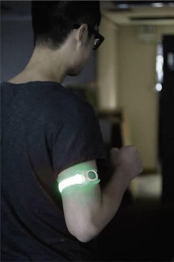 LED Leuchtarmband