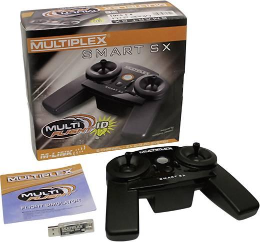 Modellbau Flugsimulator inkl. Fernsteuerung Multiplex MULTIflight Plus
