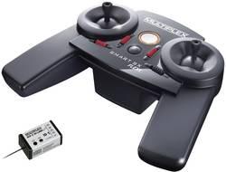 Ruční dálkové ovládání Multiplex SMART SX9 FLEXX, 2,4 GHz, kanálů 9, vč. přijímače