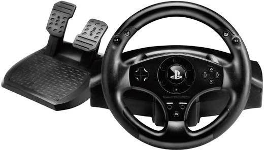 Lenkrad Thrustmaster T80 Racing Wheel PlayStation® 3, PlayStation® 4 Schwarz inkl. Pedale