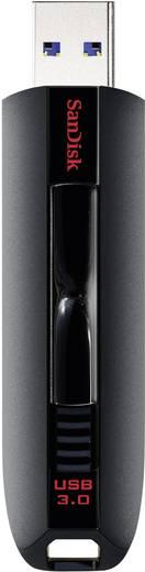 USB-Stick 64 GB SanDisk Cruzer® Extreme™ Schwarz SDCZ80-064G-G46 USB 3.0