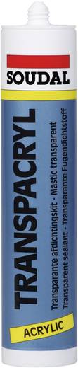 Soudal TRANSPACRYL Acryl Farbe Transparent 9200 310 ml