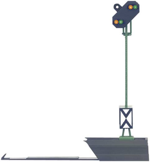 H0 Märklin 76481 Lichtsignal mit Zusatzlicht Vorsignal Fertigmodell DB
