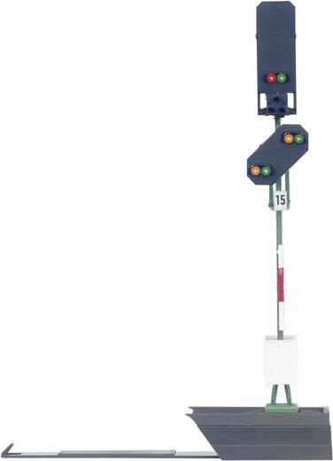 H0 Märklin 76495 Lichtsignal mit Vorsignal Blocksignal Fertigmodell DB