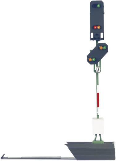 H0 Märklin 76497 Lichtsignal mit Vorsignal Einfahrsignal Fertigmodell DB