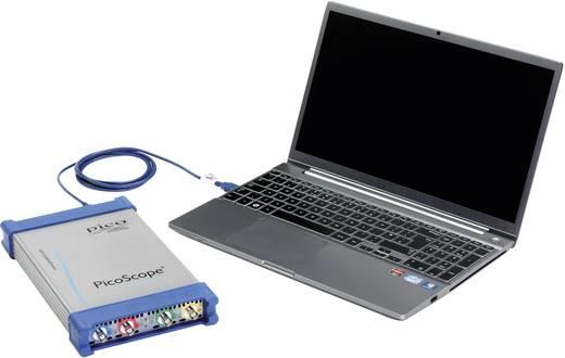 USB-Oszilloskop pico PP884 250 MHz 8-Kanal 5 GSa/s 256 Mpts 8 Bit Digital-Speicher (DSO), Funktionsgenerator, Spectrum-