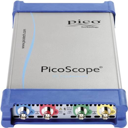 USB-Oszilloskop pico PP885 250 MHz 8-Kanal 5 GSa/s 512 Mpts 8 Bit Kalibriert nach ISO Digital-Speicher (DSO), Funktionsg