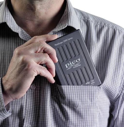 USB-Oszilloskop pico 2205A 25 MHz 2-Kanal 100 MSa/s 16 kpts 8 Bit Kalibriert nach DAkkS Digital-Speicher (DSO), Funktion