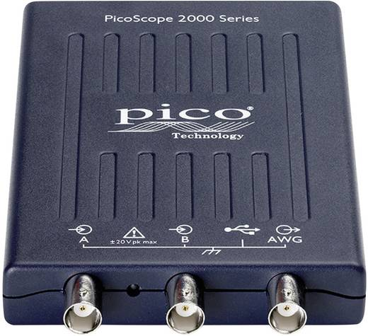 Oszilloskop-Vorsatz pico KA375 25 MHz 2-Kanal 200 MSa/s 16 kpts 8 Bit Digital-Speicher (DSO), Funktionsgenerator, Spect