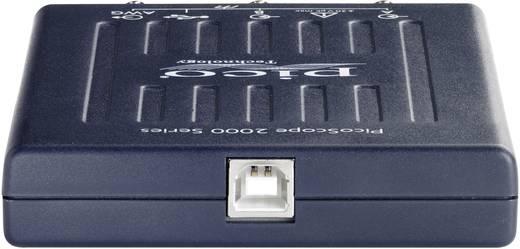 USB-Oszilloskop pico 2204A 10 MHz 2-Kanal 50 MSa/s 8 kpts 8 Bit Kalibriert nach DAkkS Digital-Speicher (DSO), Funktionsg