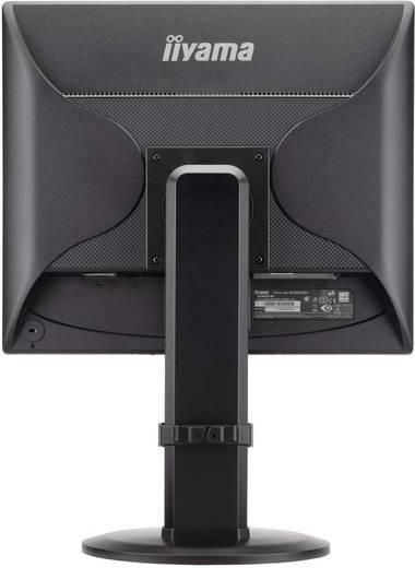 LED-Monitor 48.3 cm (19 Zoll) Iiyama B1980SD EEK n.rel. 1280 x 1024 Pixel SXGA 5 ms DVI, VGA TN LED